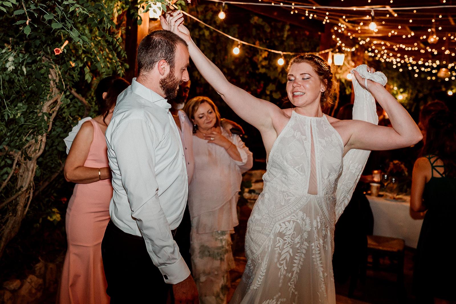 Kelli & Charbel Dance
