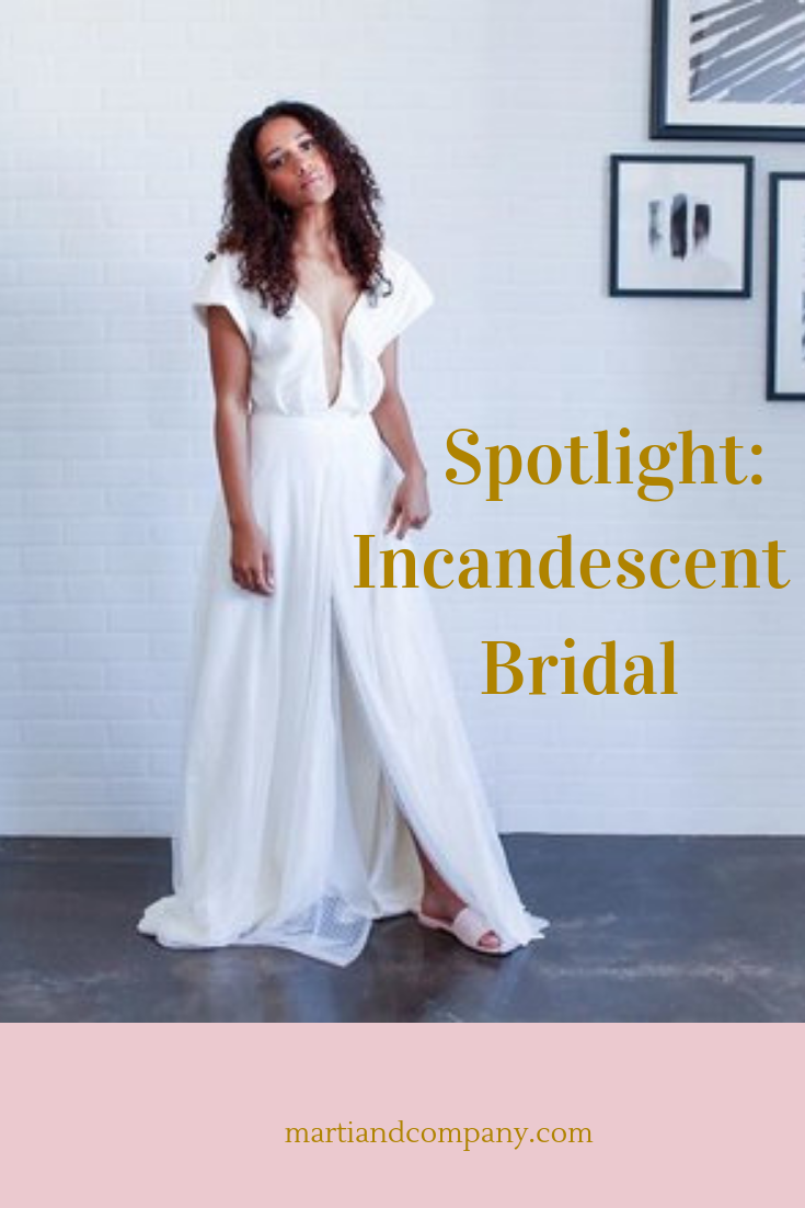 Wedding Dresses for the Modern + Alternative Bride