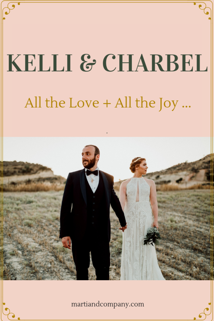 Kelli & Charbel Destination Wedding