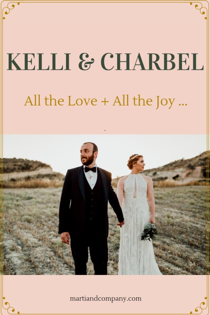 Kelli & Charbel Destination Wedding