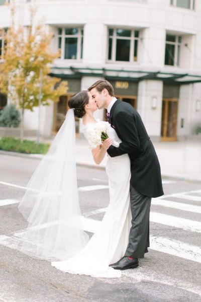 Waltz length veil