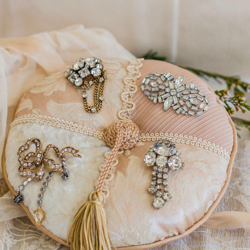 heirloom accessory Marti & Co. photo