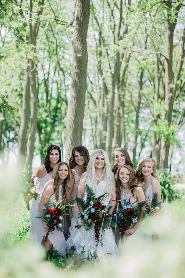 Marti & Company Wedding Flowers 2020
