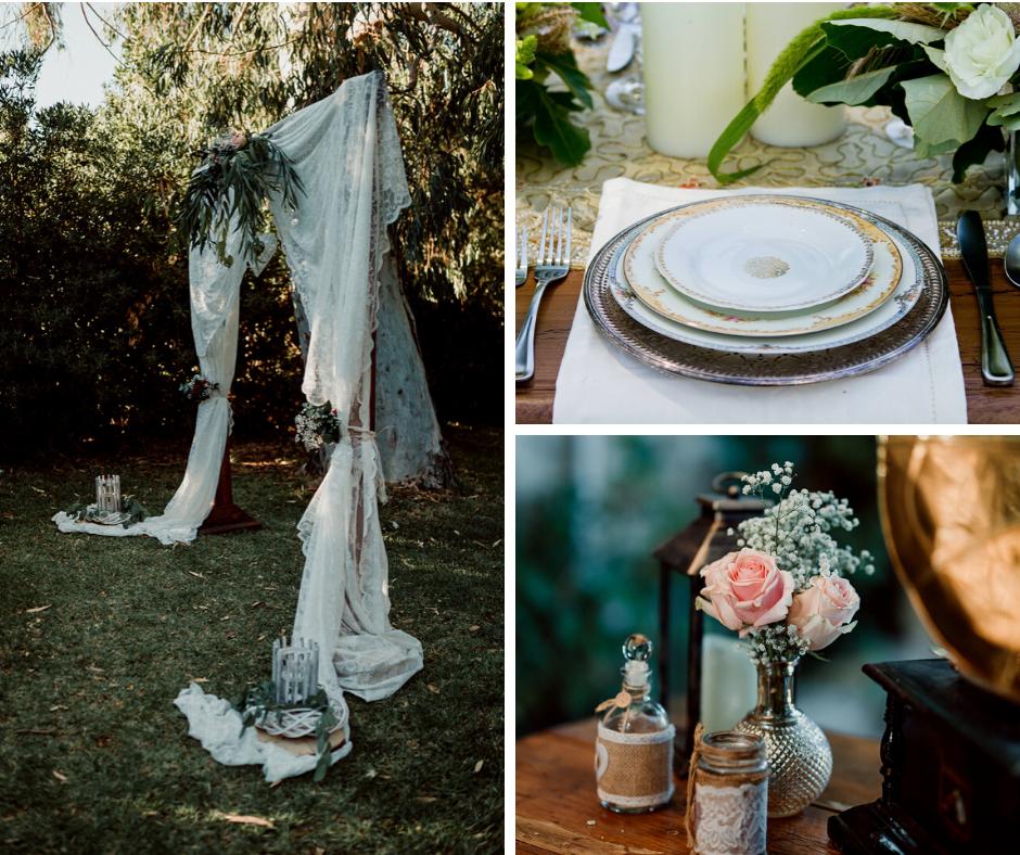 wedding decor - post amazing how-tos while you wait
