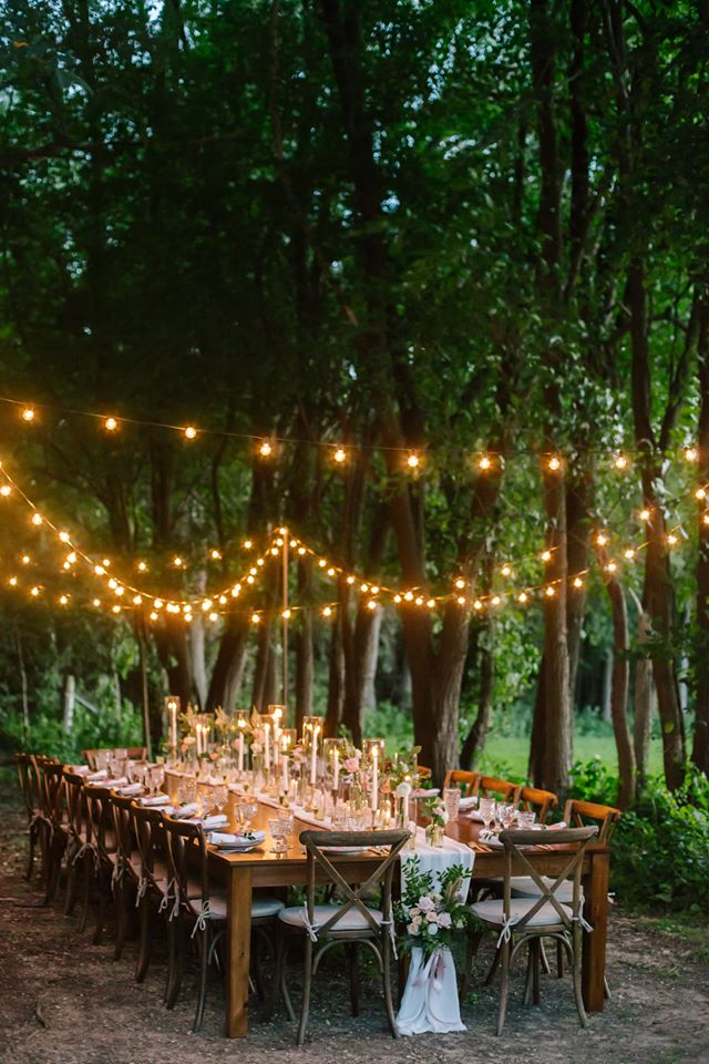 resource vintage rental outdoor reception site - marti & company oct. 2020 blog post Amazing How to's while you wait - ceremony & reception decor