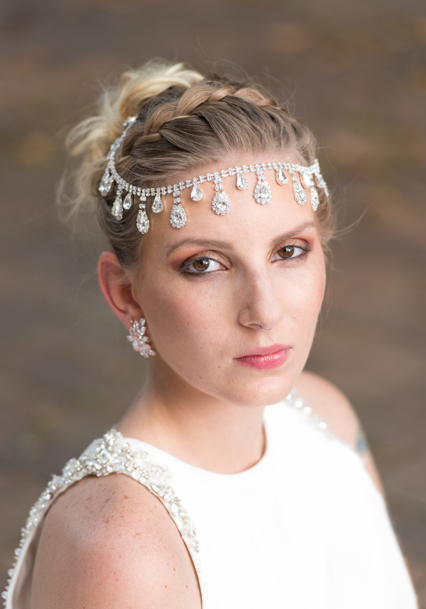 Ashten Art Deco Headband